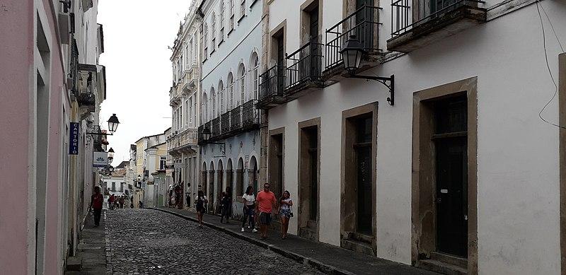 Patrimônio Cultural da Humanidade no Brasil - Nordeste