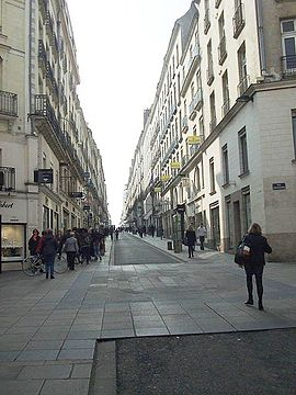 Image illustrative de l'article Rue Crébillon (Nantes)