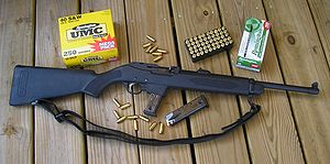Ruger Police Carbine - Ruger PC4