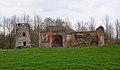 Ruins of a castle in Péruwelz (DSCF5045).jpg