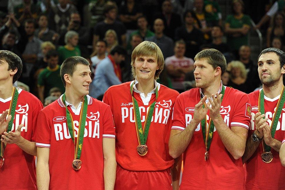 Russia national basketball team