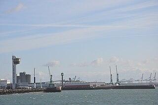 Port of Le Havre port