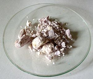 Iron(III) sulfate - Image: Síran železitý