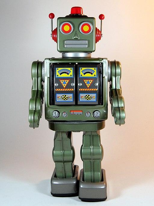 Star Strider Robot
