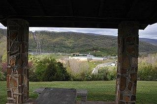 Saltville Battlefields Historic District United States historic place