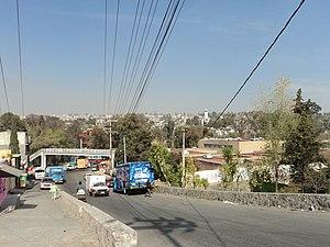 Ciudad Nicolás Romero - San Ildefonso, Ciudad Nicolás Romero