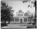SOUTH (REAR) ELEVATION - Stephan Williams House, U.S. Route 176, Holly Hill, Orangeburg County, SC HABS SC,8-HOHI.V,1-2.tif