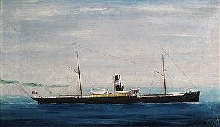 SS 'Merthyr'