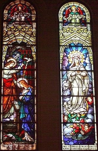 Cathedral Parish of Saint Patrick (El Paso, Texas) - Image: STP ELP12