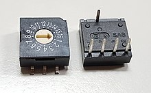 [DIAGRAM_09CH]  DIP switch - Wikipedia | Wiring Diagram Spdt Dip Switch Configuration |  | Wikipedia