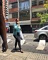Sabana Grande Caracas. Bulevar de Sabana Grande. Calle Unión de Sabana Grande. Gente de Caracas. Foto de Vicente Quintero 11.jpg