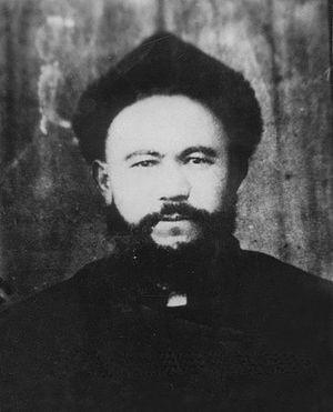 Sabit Damulla Abdulbaki - Sabit Damolla Abdulbaki in his 20s-30s