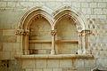 Sablonceaux, gotische Wandnische.jpg