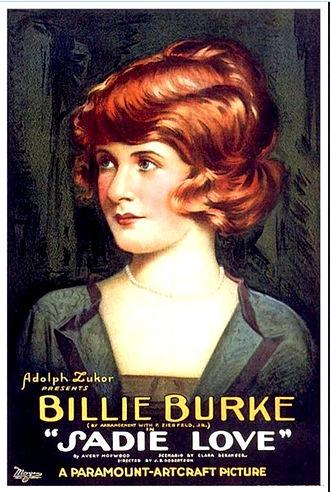 Sadie Love - Film poster