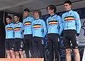 Saint-Amand-les-Eaux - Paris-Roubaix juniors, 14 avril 2019, départ (A144).JPG