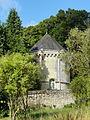 Saint-Gervais (95), château de Magnitot, colombier.JPG