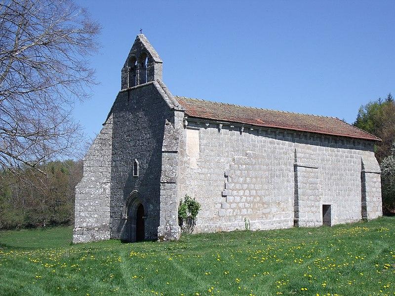 Saint Frion, chapelle Fontfeyne