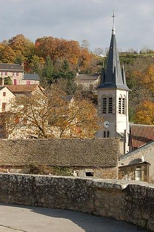 Saint-Léons - Image: Saint Leons