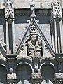 Saint Luke on the baptistry (Pisa).jpg