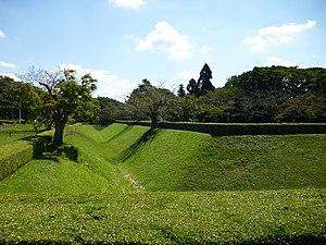 Sakura Castle - Sakura Castle grounds