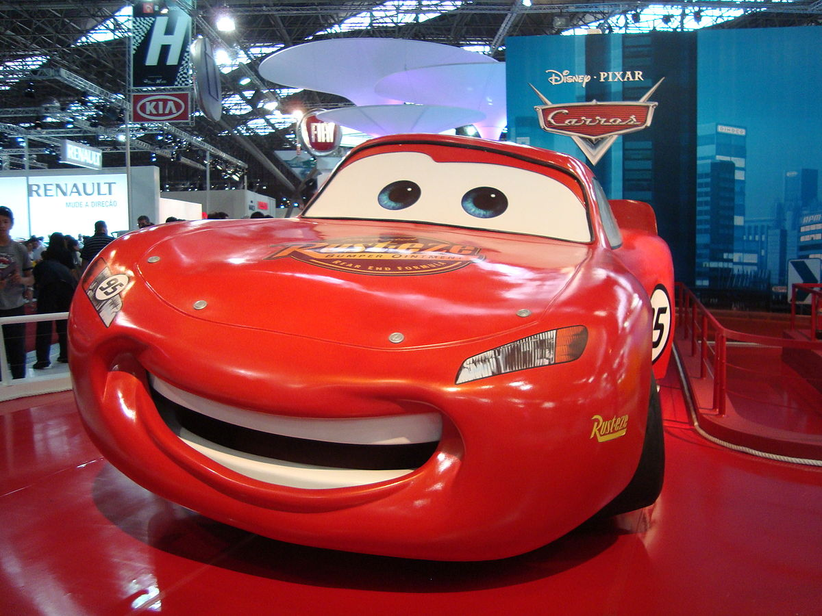 Cars  Lightning Mcqueen Gets Into A Bad Accident