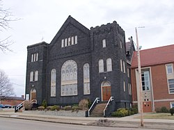 Salem Methodist Episcopal Church