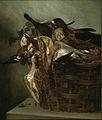 Salomon van Ruysdael - Stilleven met dood gevogelte.jpg
