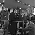 Salon international de l'Agriculture 1956 Tribune avec Mr René Coty-6-cliche Jean Joseph Weber.jpg