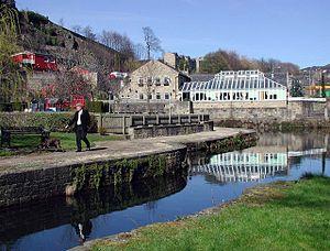 Salterhebble - Salterhebble, West Yorkshire