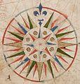 Salvator Oliva. Mediterranean. HM 2515. PORTOLAN ATLAS. Marseilles, 1619.G.jpg