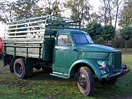 """China supplied the Việt Minh with hundreds of soviet-built GAZ-51 (""""Molotova"""") trucks in the 1950s."""