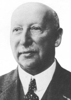 Samuel van den Bergh - Samuel van den Bergh