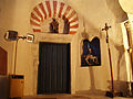 San Cebrián de Mazote iglesia arco mozarabe ni.jpg