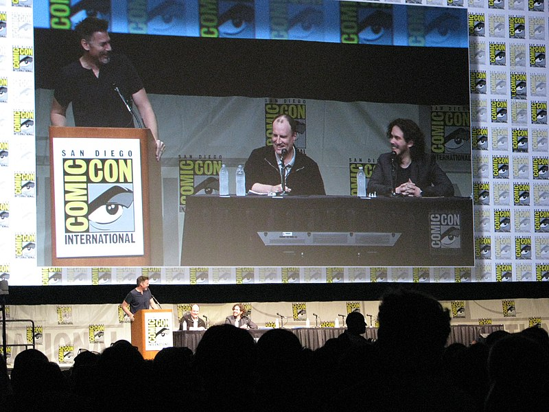 ファイル:San Diego Comic-Con 2012 - Ant-Man announcement.jpg