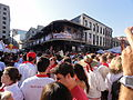 San Fermin en Nueva Orleans 2011 Crowds.jpg