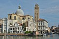San Geremia church and Palazzo Labia in Venice view from Canal Grande.jpg