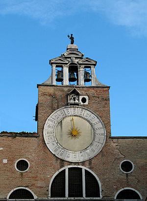 San Giacomo di Rialto - Image: San Giacomo di Rialto