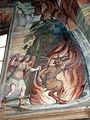 San michele al pozzo bianco, cappella centrale, affreschi del 1570-1600 circa 02.JPG