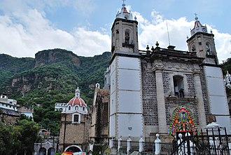 Malinalco - Sanctuary of the Lord of Chalma