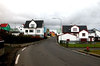 Sandur, Faroe Islands Municipality and village in Faroe Islands, Kingdom of Denmark