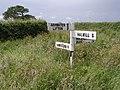 Sandymoor Cross - geograph.org.uk - 471453.jpg