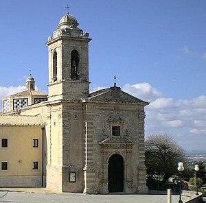 Chiaramonte Gulfi - Sanctuary of Gulfi.