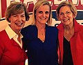 Sarah Godlewski with U.S. Senators Baldwin and Warren.jpg