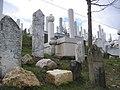 Sarajevo Alifakovac cemetery 2009.jpg