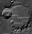 Sattellite Goldschmidt craters map.png