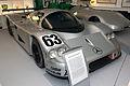 Sauber Mercedes C9 front-right Donington Grand Prix Collection.jpg