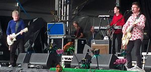 The Saw Doctors - The Saw Doctors live at Guilfest 2011.