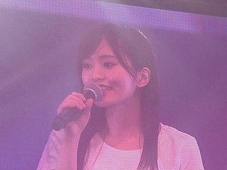 Sayaka Yamamoto Japanese singer, songwriter, former member of NMB48, AKB48 (1993-)