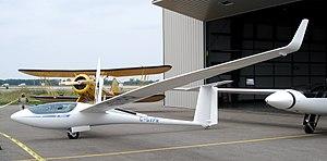 Schleicher ASH 26 - Image: Schleicher ASH 26E sailplane 3