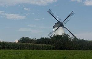 Erwitte - Image: Schmerlecke, Windmühle Am Alten Hellweg Dm 4 foto 3 2015 09 11 16.38